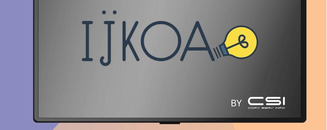 écran ijkoa